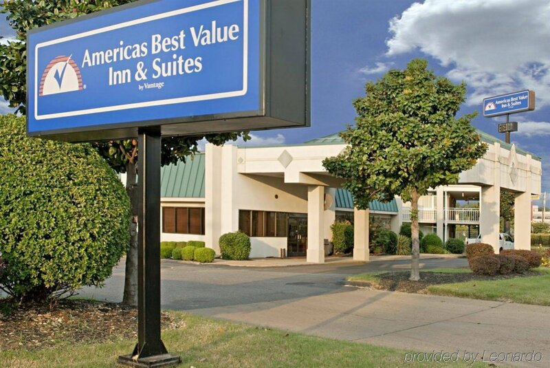 Americas Best Value Inn & Suites-Memphis/Graceland