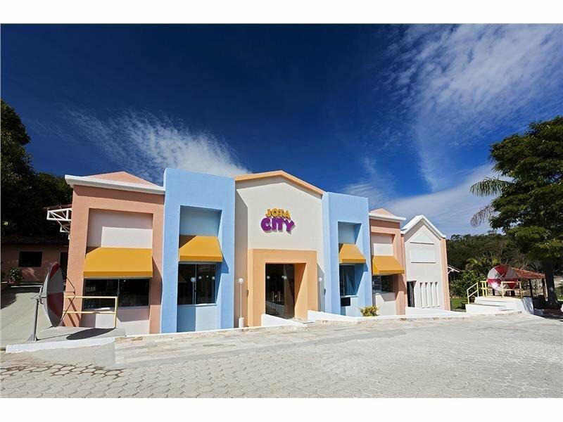 Taua Resort E Convention - Caeté
