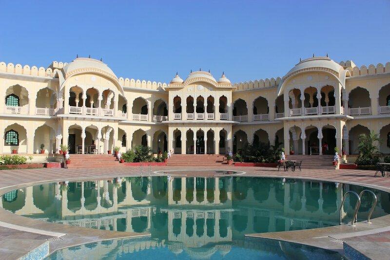 Raj Mahal the Palace