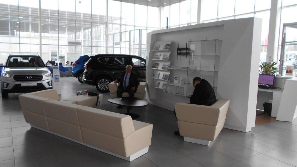 автосалон — Автомир Hyundai — Брянск, фото №5