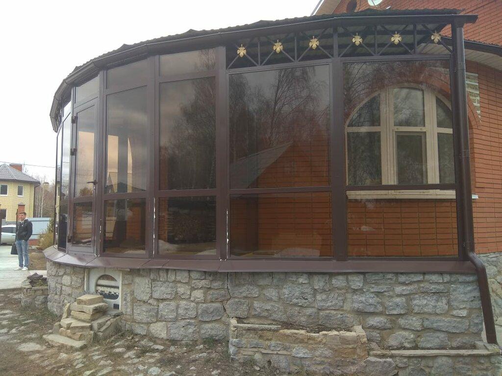 остекление балконов и лоджий — Балкон Дизайн — Казань, фото №8