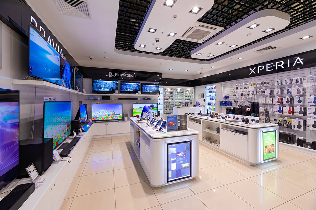 магазин электроники — Sony Centre — Минск, фото №1