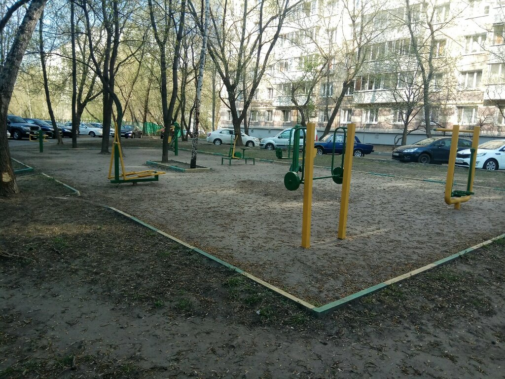 sports activity location — Sports activity location — Moscow, фото №4