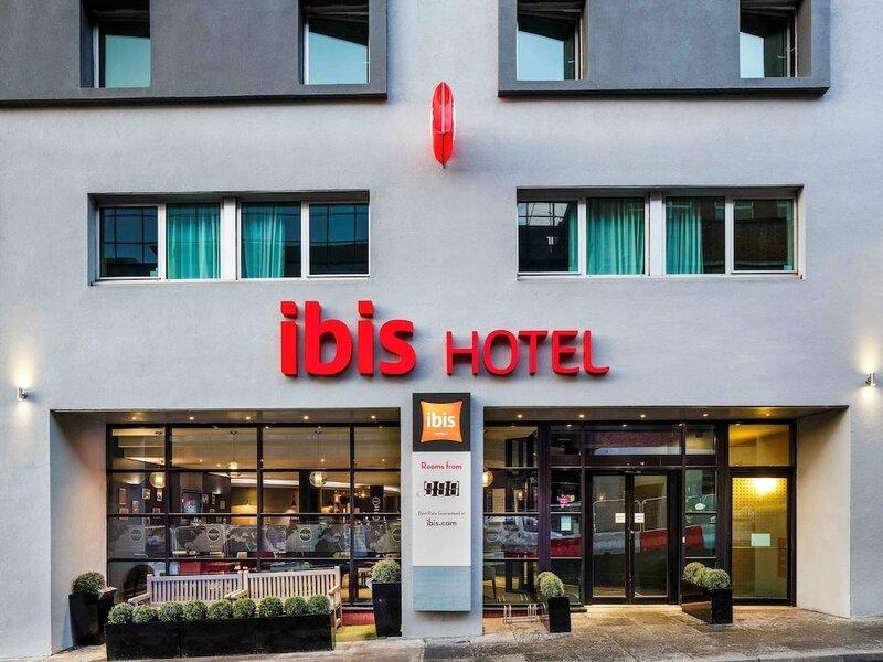 Ibis Glasgow City Centre – Sauchiehall St