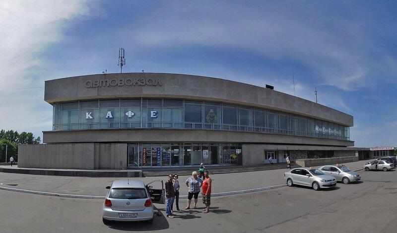 Готель на Автовокзалі