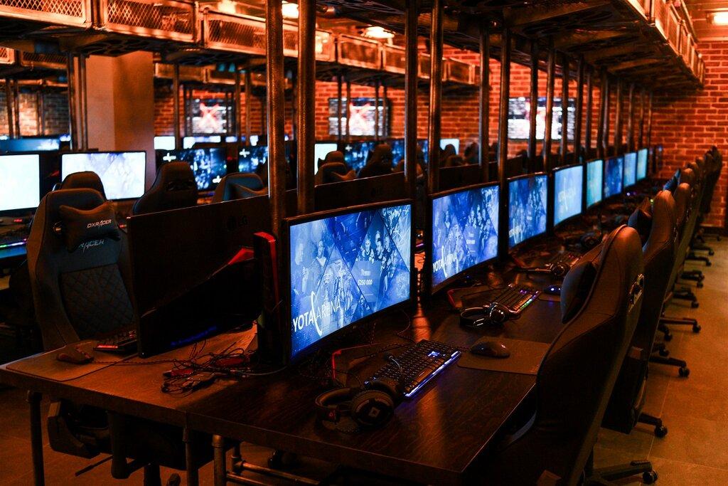 игровой клуб — Cyber Loft — Москва, фото №3