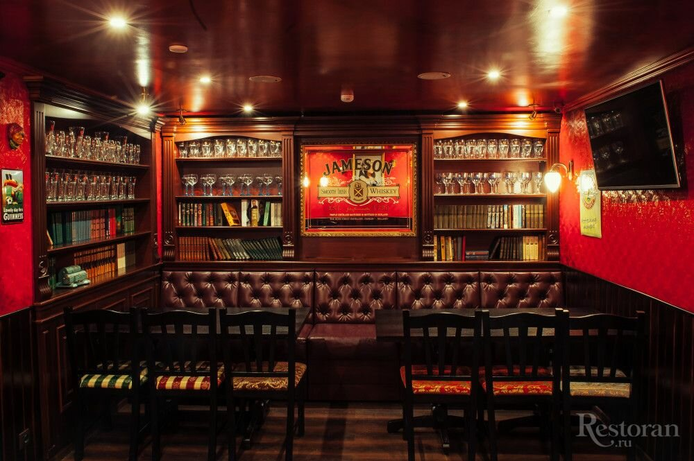 pub, bar — O'Connell's Pub — Moscow, photo 2