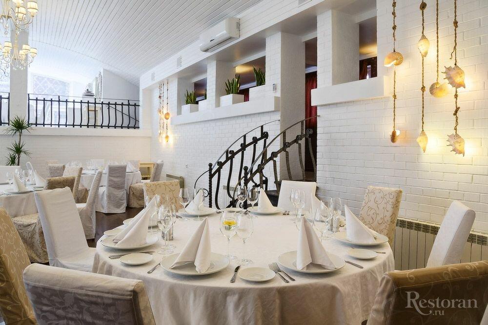 ресторан — Casa Di Mosca — Москва, фото №8