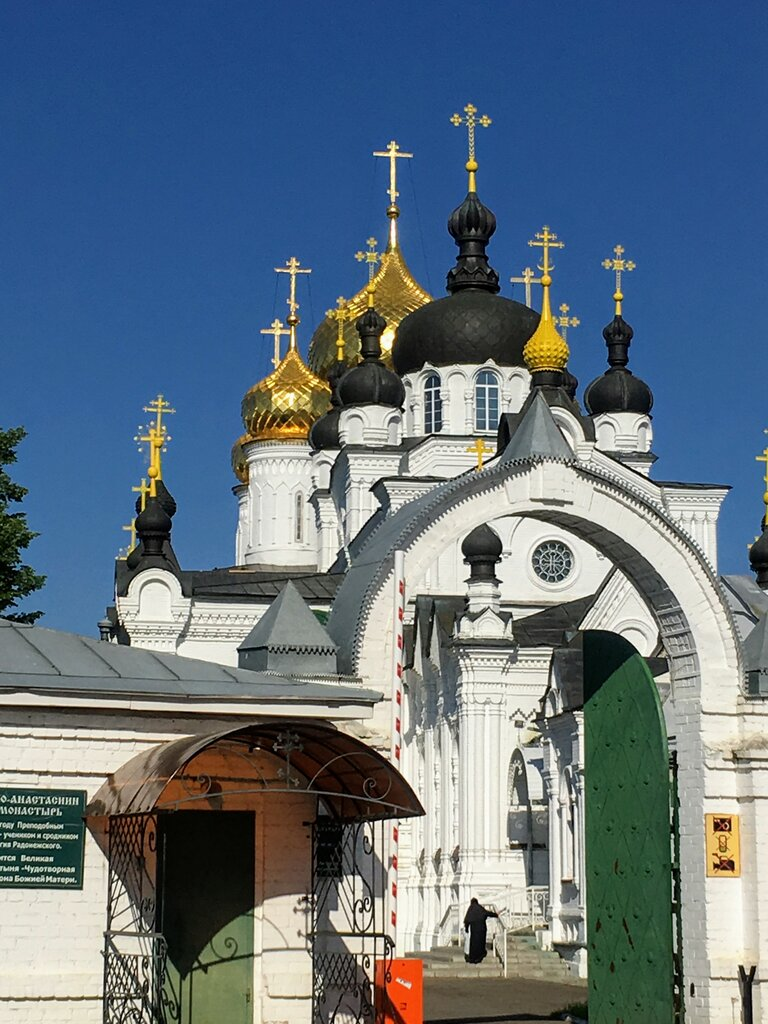 Богоявленско-анастасиин монастырь фото