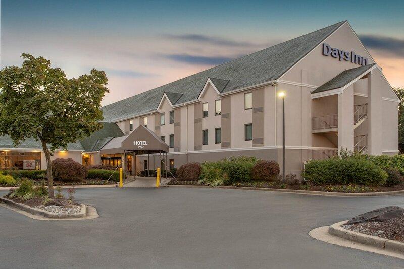 Days Inn by Wyndham Lanham Washington D. C