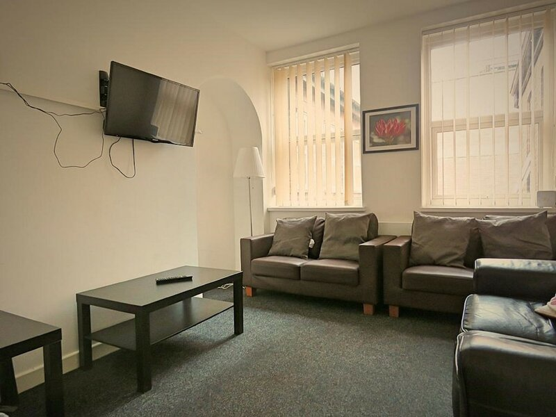 Harley Serviced Apartments - West Street 6 Bedrooms