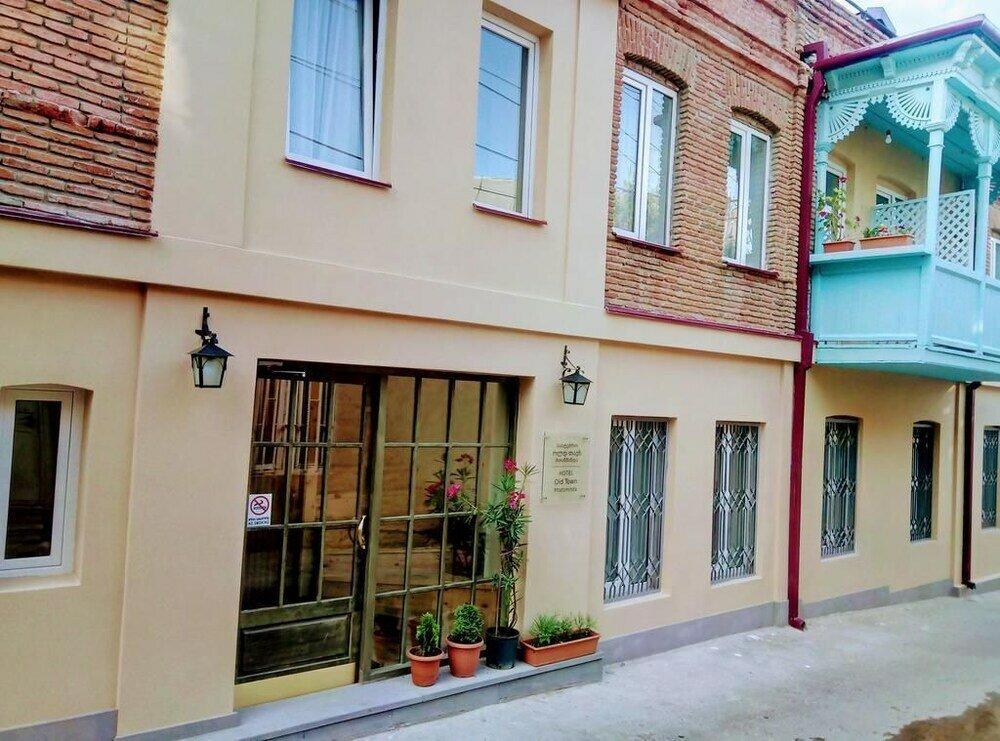 гостиница — Old Town Mtatsminda — Тбилиси, фото №1