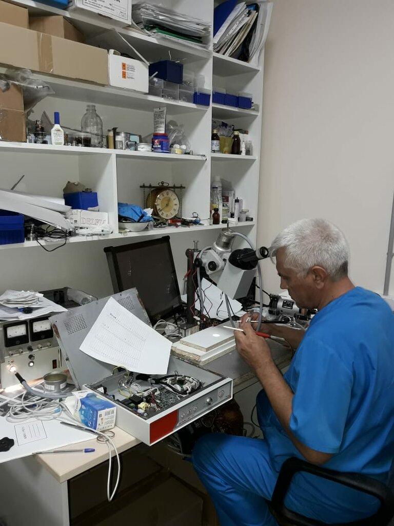 ремонт медицинской техники екатеринбург