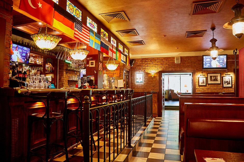 ресторан — Temple Bar — Москва, фото №2