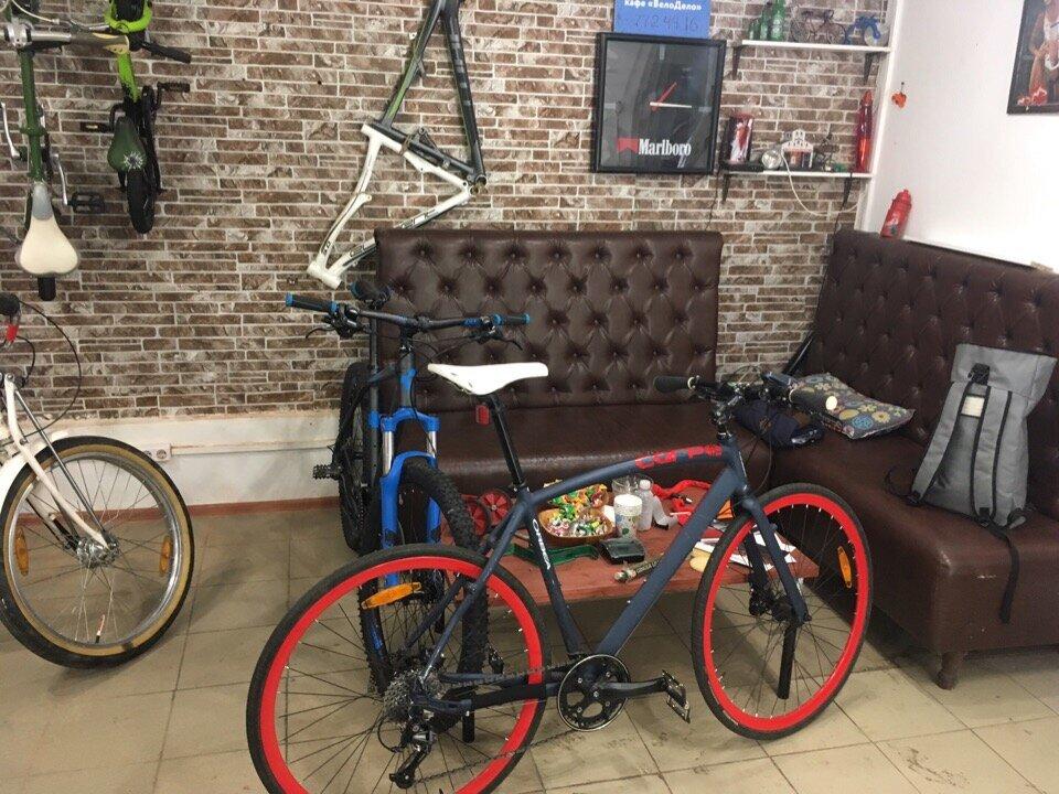 ремонт велосипедов — ВелоДело — Москва, фото №2