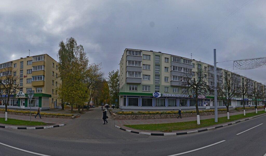 Панорама кафе — Меланж — Витебск, фото №1