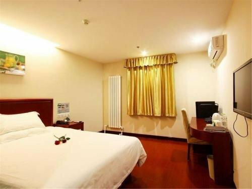 GreenTree Inn Hebei Zhangjiakou Public Security Plaza Express Hotel