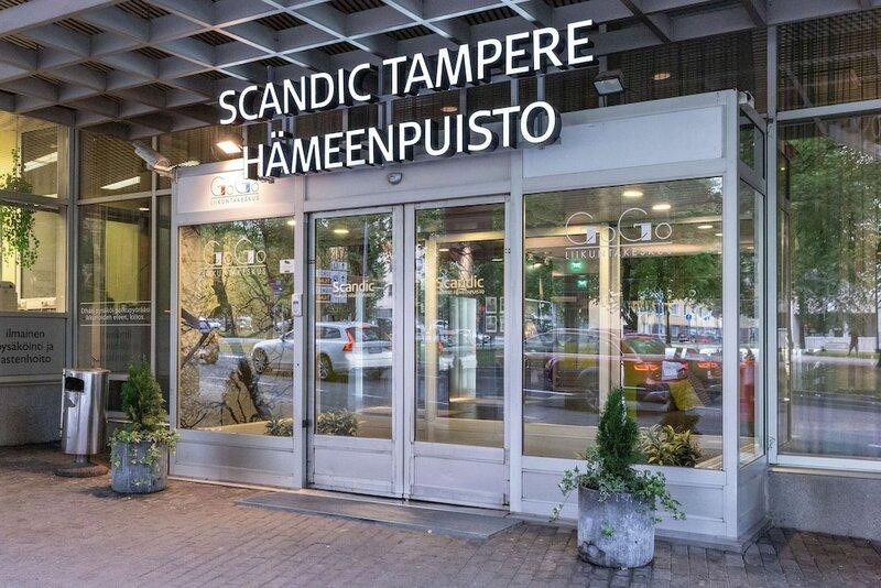 Scandic Hameenpuisto