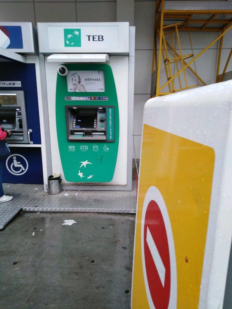 ATM'ler — TEB ATM — Yenimahalle, foto №%ccount%