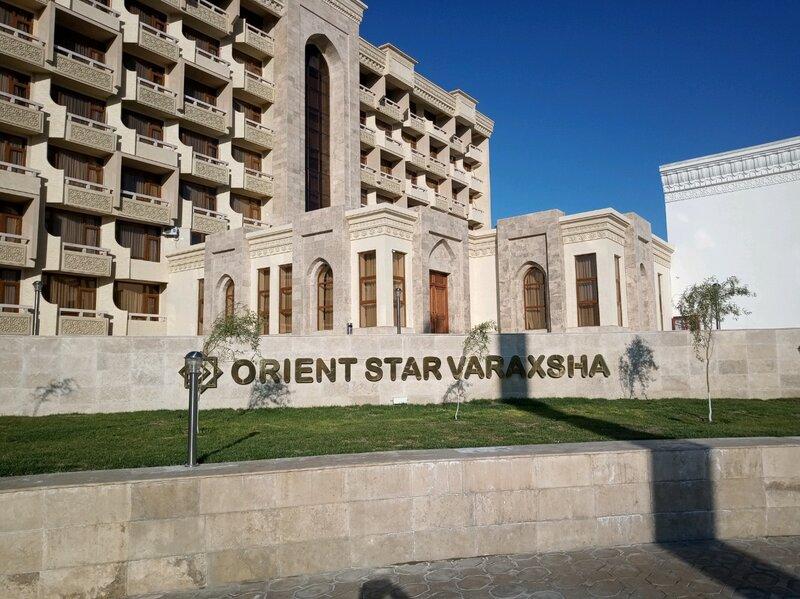 Orient Star Varaxsha