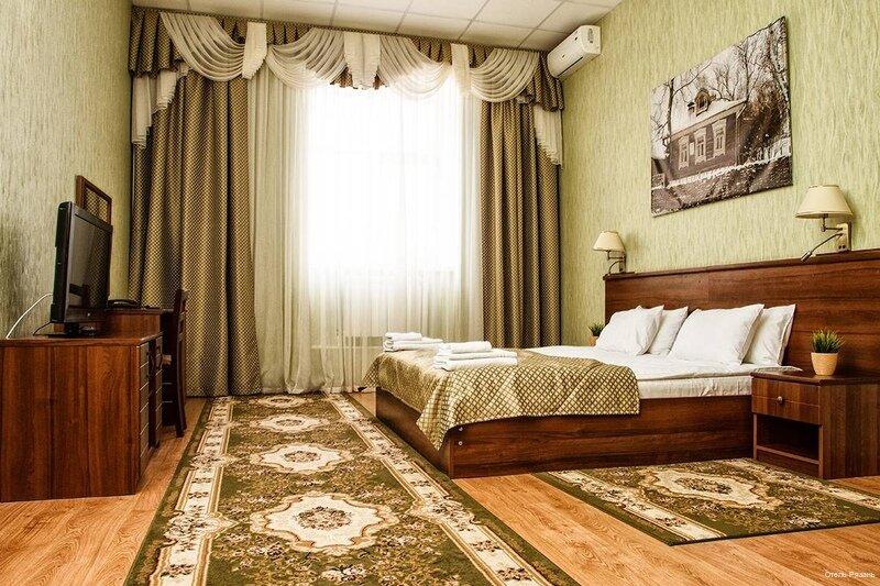 Отель Рязань