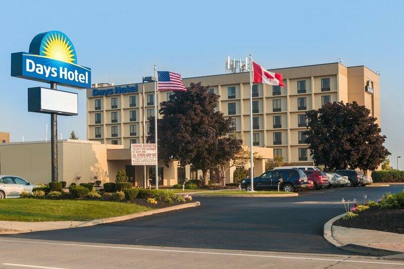 Days Hotel by Wyndham Buffalo Airport