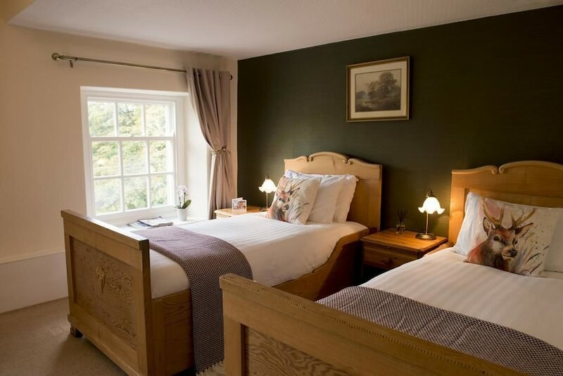 The Morritt Country House Hotel And The Garage SPA