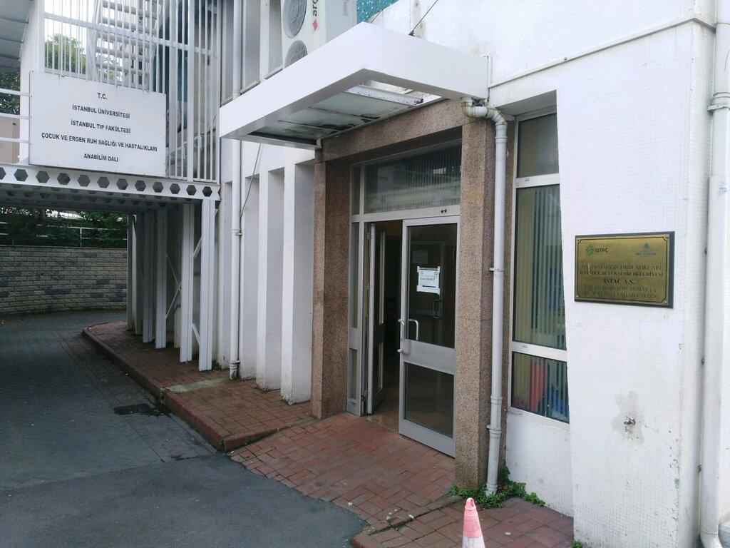 hospital — İstanbul Tıp Fakültesi, Çocuk Psikiyatrisi — Fatih, photo 1