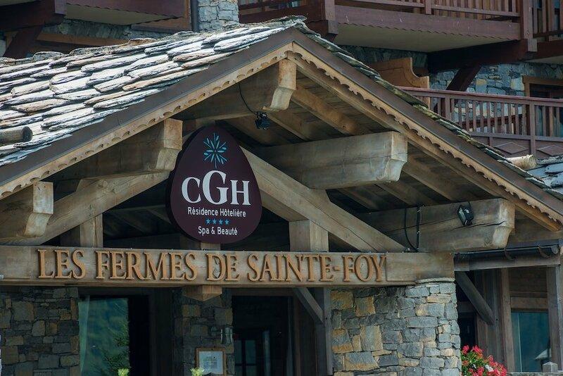 Residence Les Fermes De Sainte Foy