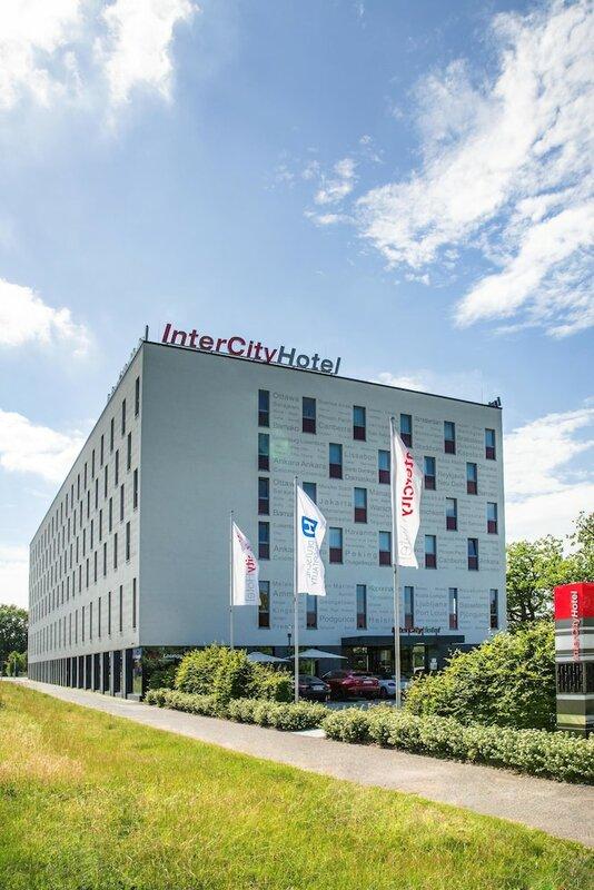 IntercityHotel Berlin-Brandenburg Airport