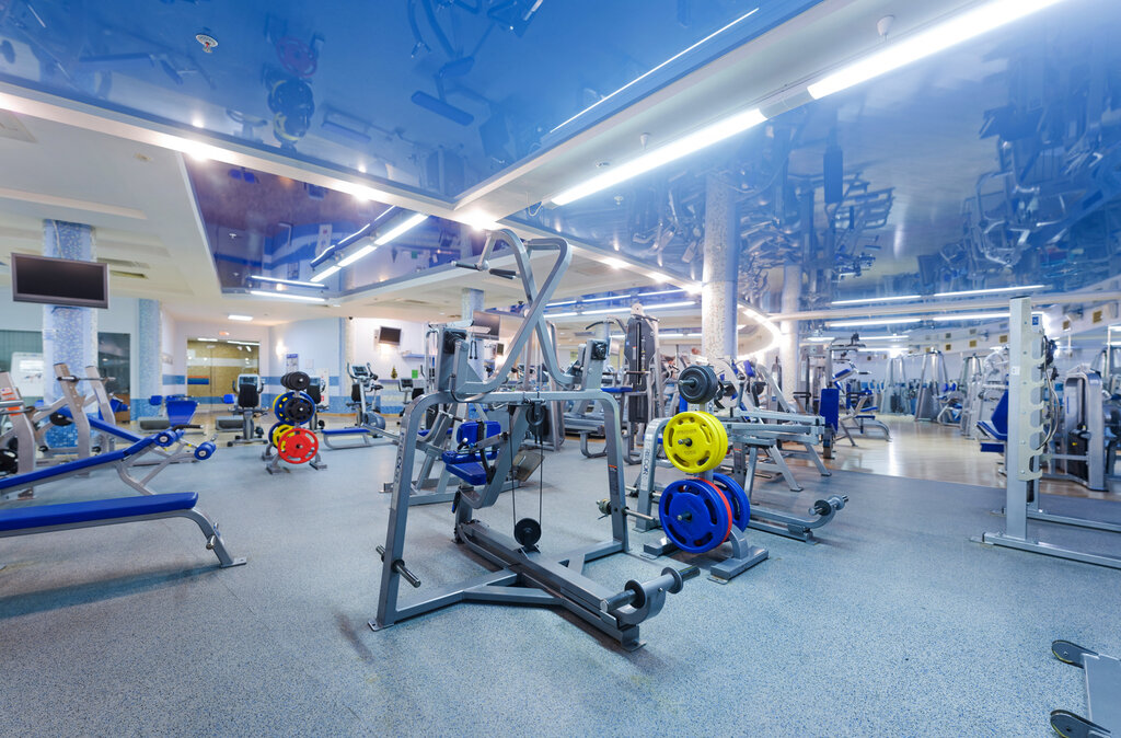 фитнес клуб в москве wellness park