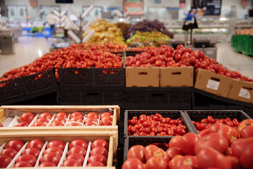 food hypermarket — Globus — Moscow and Moscow Oblast, photo 1