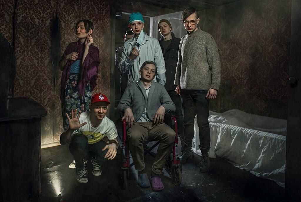 квесты — Insane paranoid — Москва, фото №2