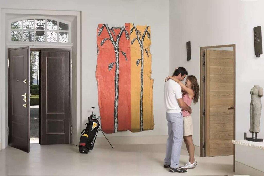 многие имеют фото для рекламы дверей на баннере поговорили женщинами узнали