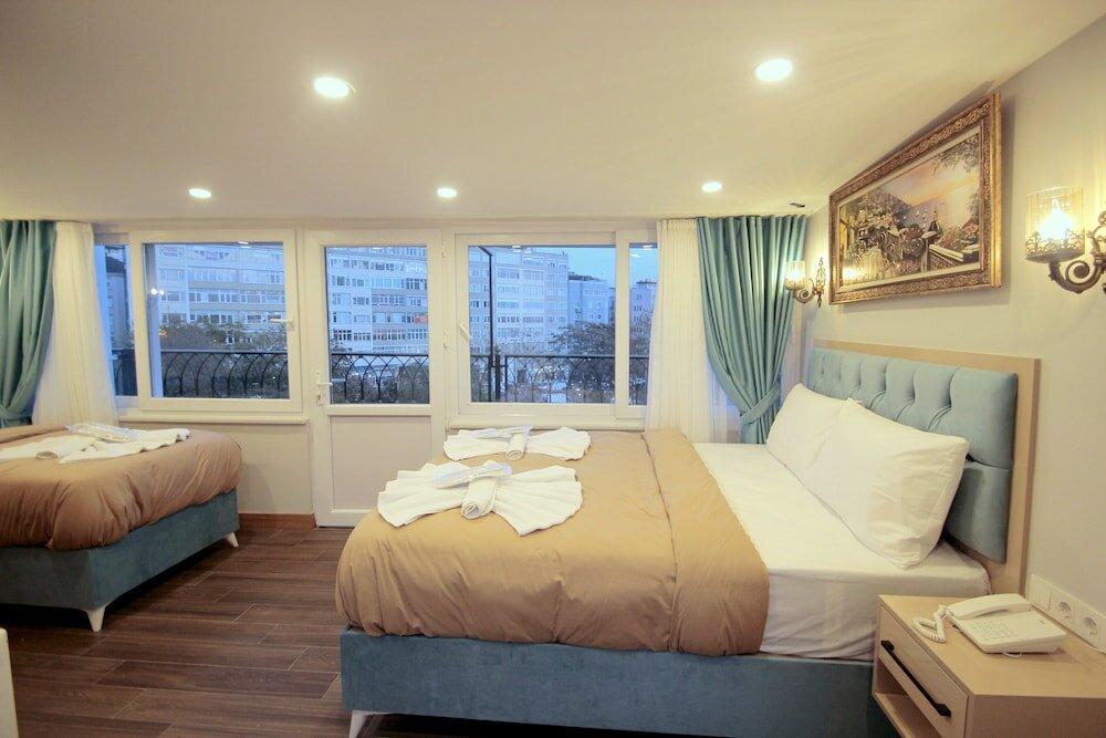 otel — Hira Hotel — Fatih, foto №%ccount%