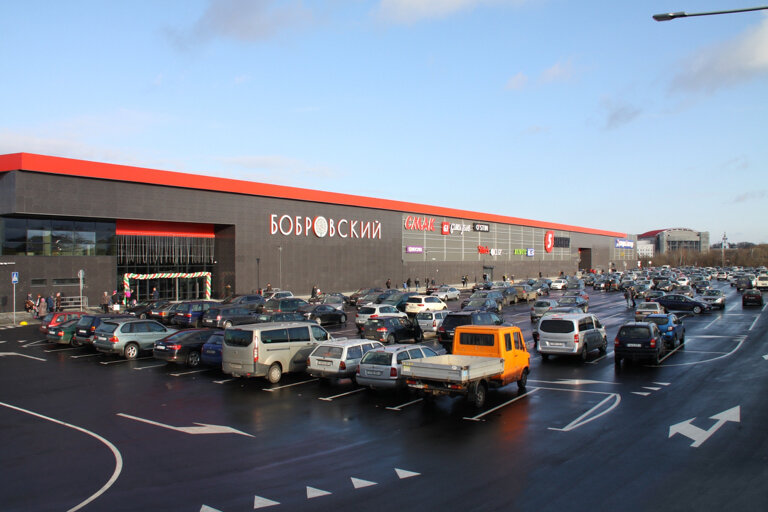 торговый центр — Бобровский — Мозырь, фото №2