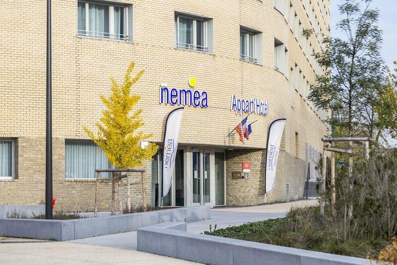 Nemea Appart Hotel - Résidence Elypséo