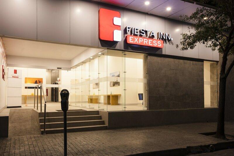 Fiesta Inn Express Monterrey Centro