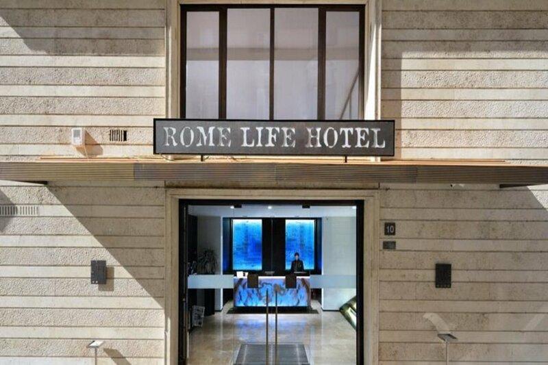 Отель Rome Life