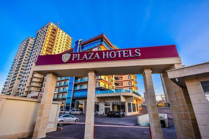 Hotel Plaza Oran