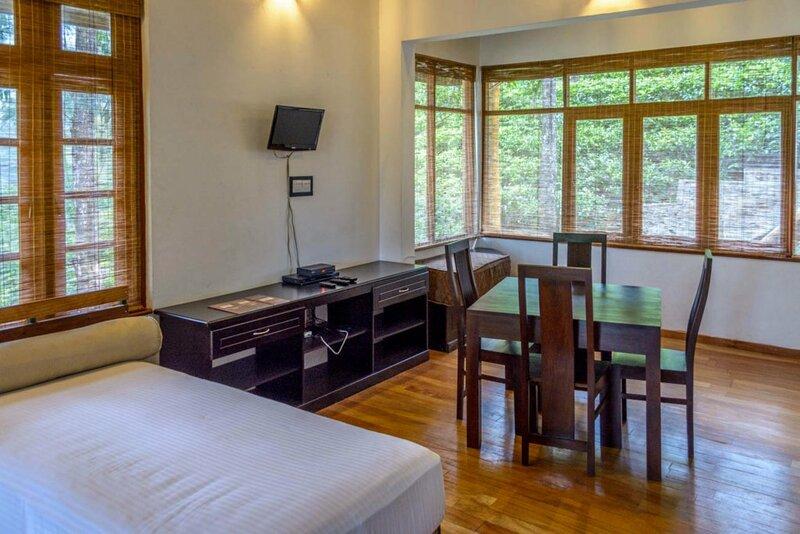 Отель The Tea Cottage Resort & SPA