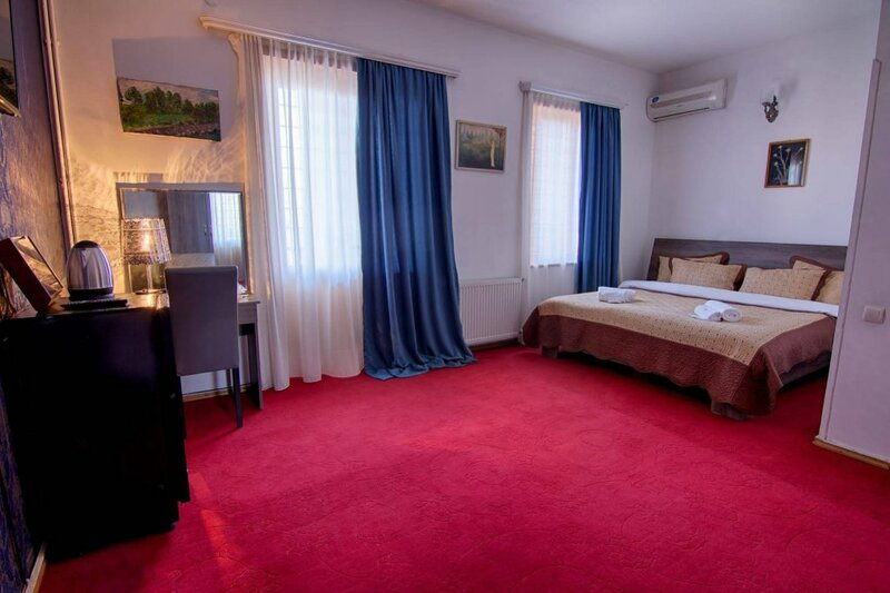 Отель Toscano