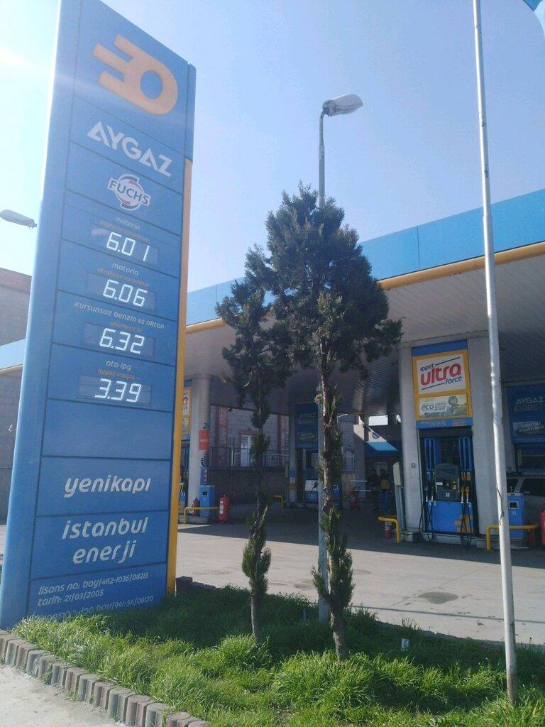 benzin istasyonu — Opet — Fatih, photo 2