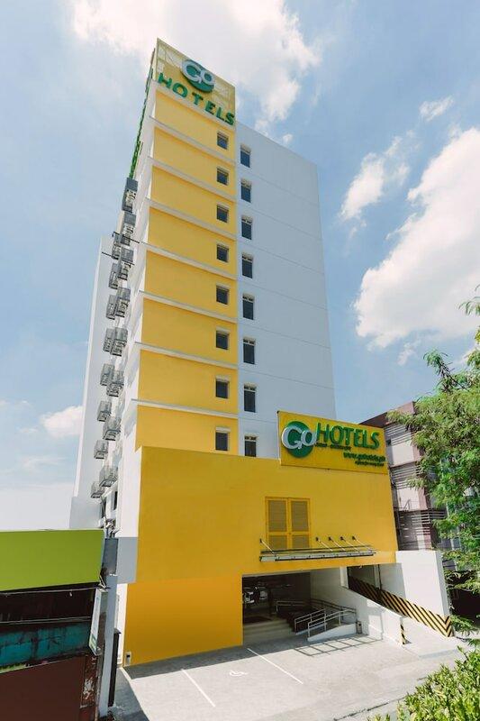 Go Hotels Cubao