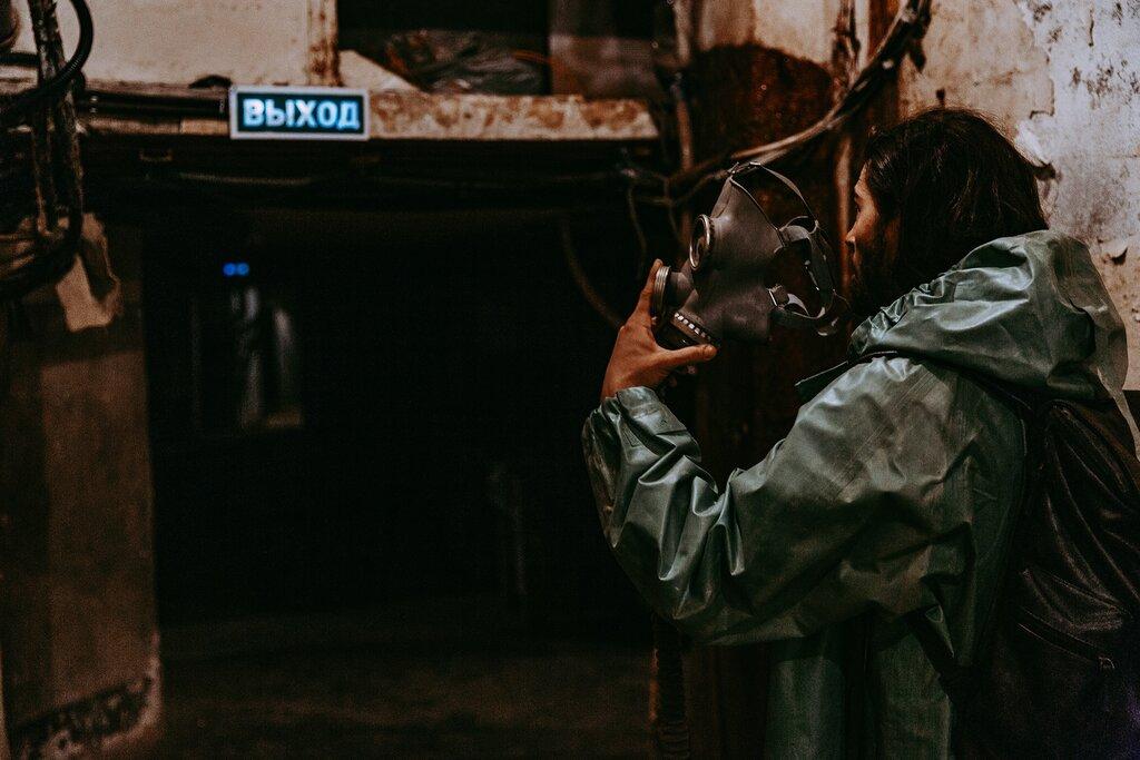 музей — Музей современной фортификации Бункер-703 МИД СССР — Москва, фото №5