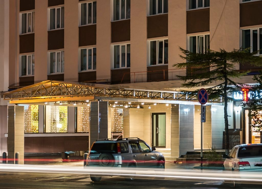 Гостиница в магадане фото