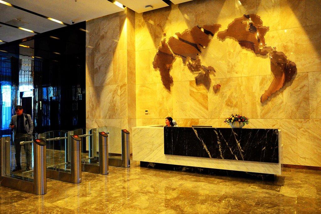 бізнес-центр — Бизнес-центр Байтерек — Нур-Султан (Астана), фото №8