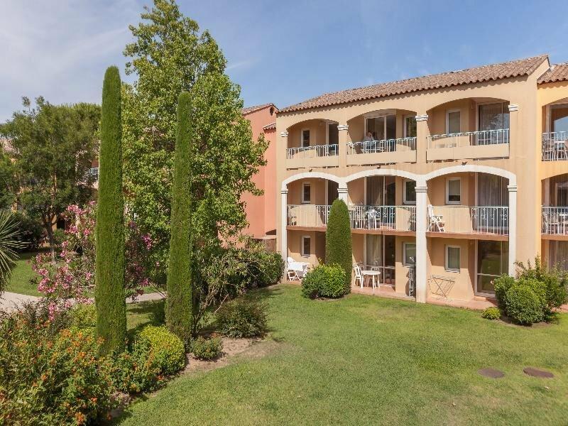 Pierre & Vacances Residence Cannes Mandelieu
