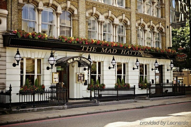 The Mad Hatter Hotel