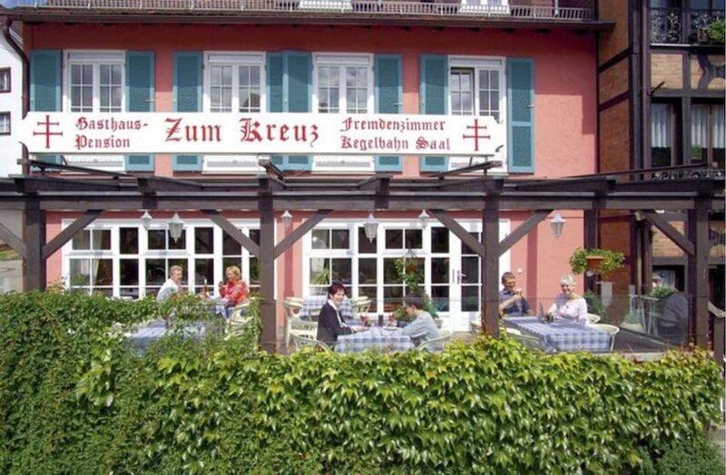 Gasthaus-Pension Zum Kreuz